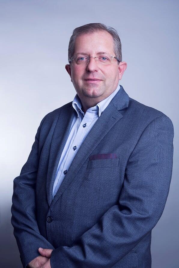 Takács Tamás a Noack Magyarország Kft. értékesítési vezetője