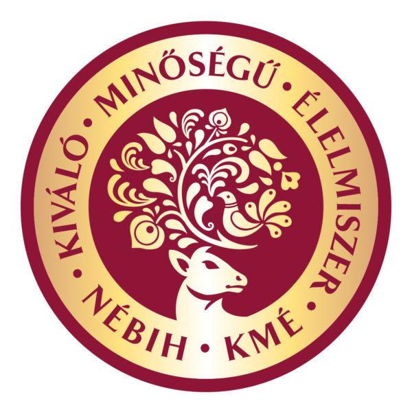 A kétszintű védjegyrendszer Arany fokozatát jelző logó