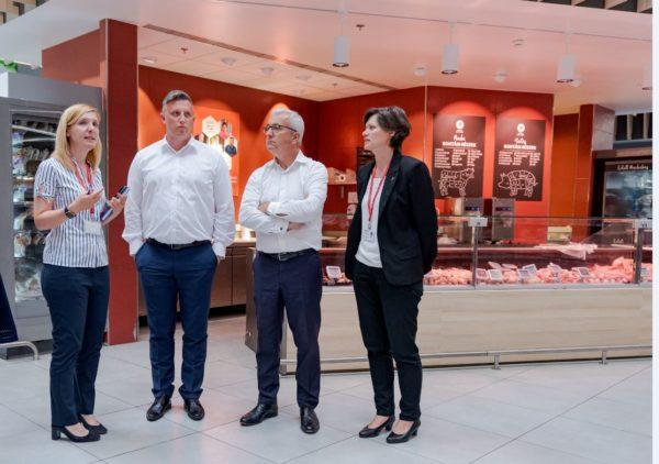 Több teret, lehetőséget és polchelyet kaphatnak a magyar termelők portékái az Auchan áruházlánc üzleteiben