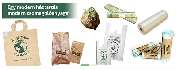 Kukoricakeményítőből készül Kiskunhalason a lebomló műanyag: környezetkímélő megoldás a háztartásoknak, patikáknak, kereskedőknek