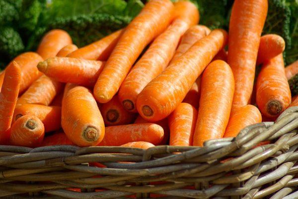 Nyári másodvetés keretében sárgarépát termeszthetünk (Fotó: Pixabay, jackmac34)
