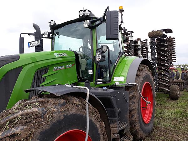 Jelentősen növekedett a világon eladott mezőgépek forgalma
