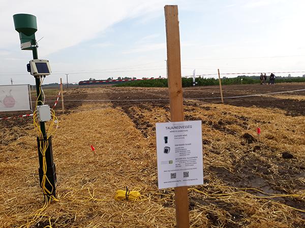 A robotok, a GMO és a megújuló agrár-tudásanyag jelentőségét hangsúlyozta egy holland szakember a nyíregyházi gazdanapon - képünk illusztráció