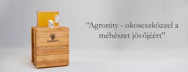 Így néz ki az okoskaptár, amit az Agronity csapat fejlesztett - Fotó: Facebook