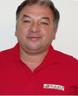 Beregi Endre, az RAGT Vetőmag Kft. területi képviselője, a szakmai bizottság vezetője