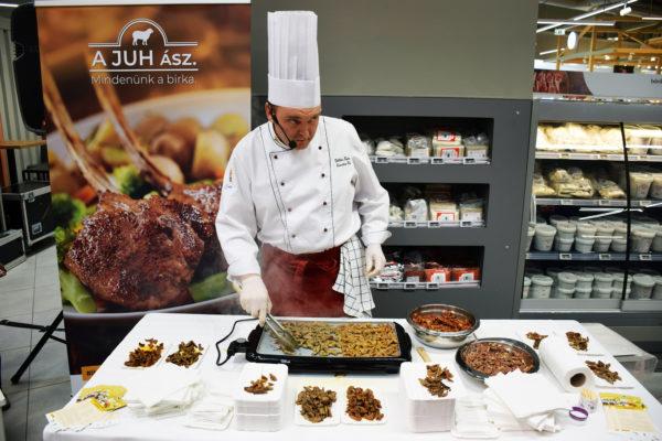 A juh- és kecskehús fogyasztását népszerűsítő kampány indult - Fotó: AMC