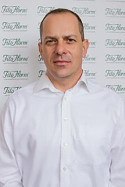 Gyói Gábor, a FitoHorm Kft.  területi szaktanácsadója