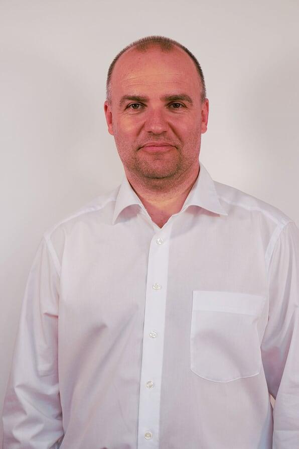 Csigó György Tamás, a MAS SEEDS régiós kiemelt ügyfelekért felelős vezetője