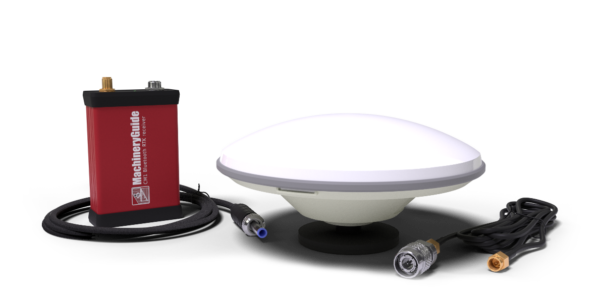 Precíziós Bluetooth GPS, GNSS és RTK vevőegységek