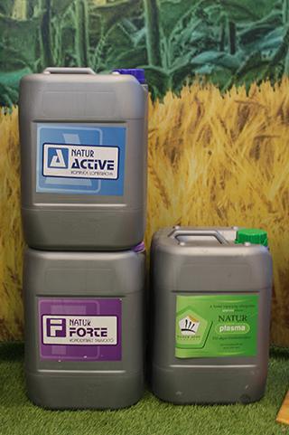A Natur Agro Kft. többféle megoldást kínál a biostimulátorok személyre szabott alkalmazásával - Fotó: Magro.hu
