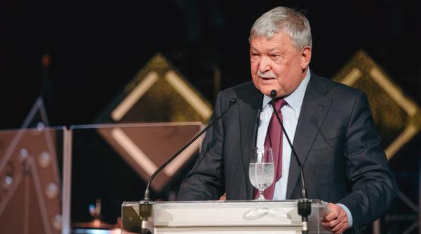 Csányi Sándor, az OTP Bank elnök-vezérigazgatója - Fotó: OTP Agrár