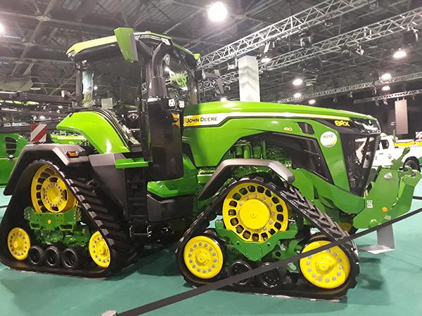 A John Deere tette ki a magyar traktorpiac eladott erőgépeinek legnagyobb részét