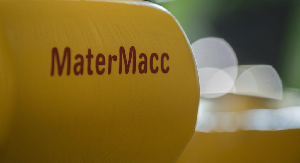 Mattermac tartály