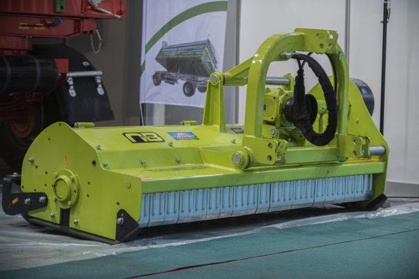 A spanyol Niubo cég erdészeti és kertészeti szárzúzó gépeiből is nagy raktárkészlettel rendelkezik a Lakkos Kft.