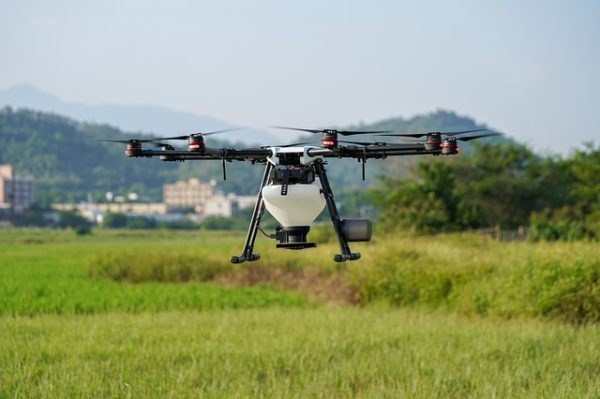 A dróntechnológia fejlődésével a távérzékelés és a permetezés is egyre pontosabb lehet a jövőben