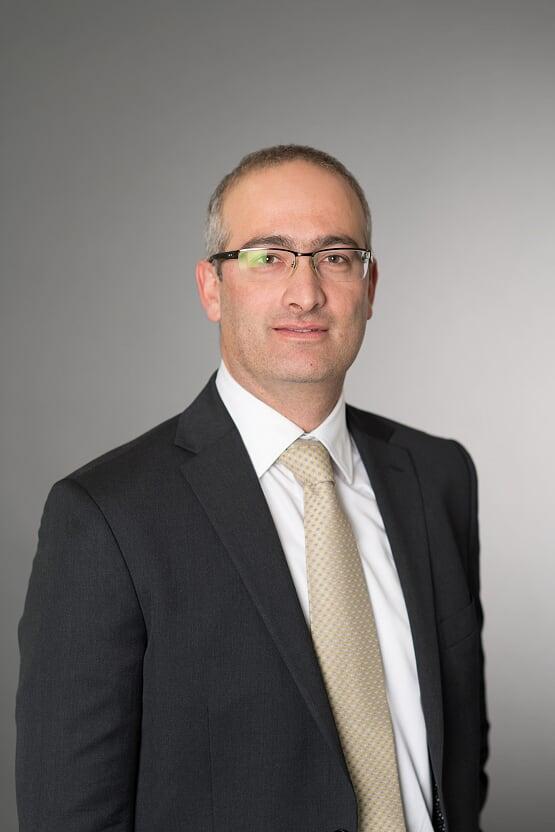 Balássy Ákos, az EuroChem Agro Hungary Kft. cégvezetője