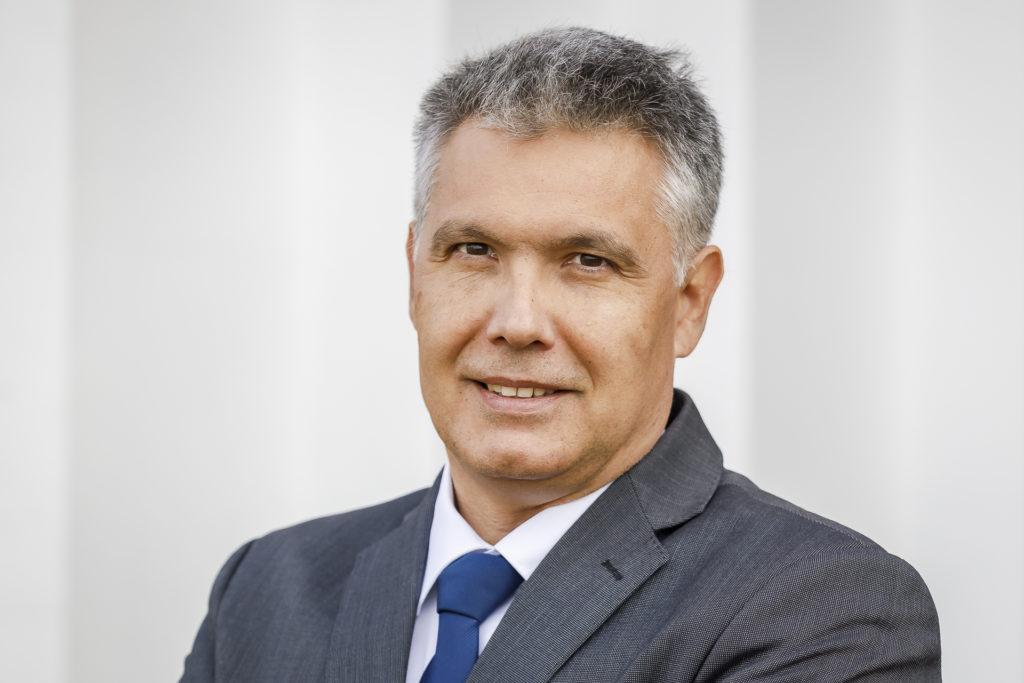 Malatinszki György, a Malagrow Kft. ügyvezető igazgatója