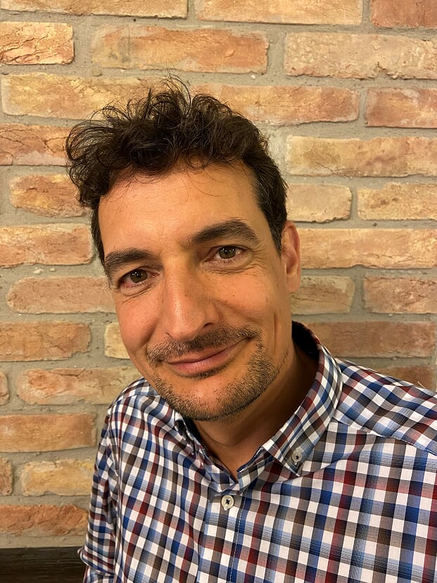 Martin Kornél az Agroázis Kft. ügyvezetője