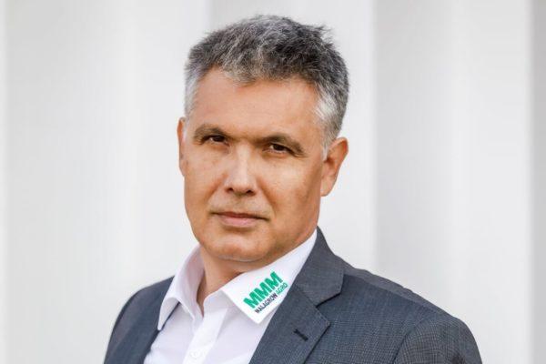 Malatinszki György a Malagrow Kft. ügyvezetője