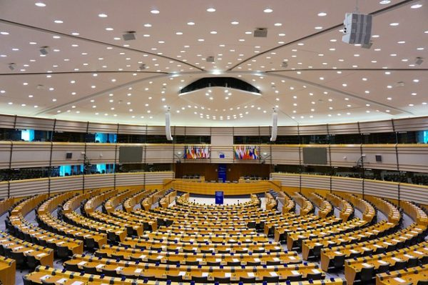 A közös agrárpolitika támogatja a mezőgazdasági termelőket, és gondoskodik Európa élelmezésbiztonságáról - képünk az Európai Parlament brüsszeli épületében készült