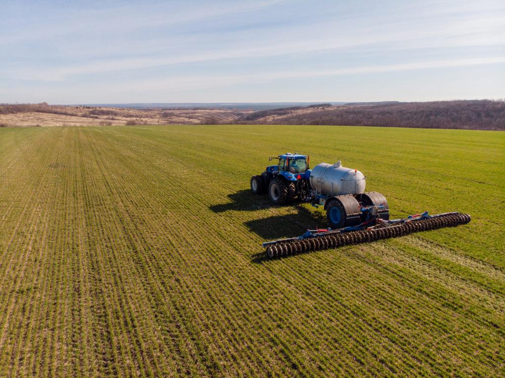 Több mint 180 milliárd forintot költöttek különböző erőgépek beszerzésére a magyar mezőgazdaság szereplői 2019-ben