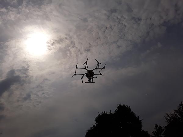 Együtt szerveznek a precíziós agrárgazdálkodási szakmérnök és drónpilóta képzést Hódmezővásárhelyen - Fotó: Magro.hu - CSZS