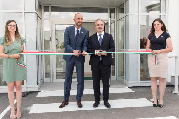 Gaël Hili, a Syngenta európai vetőmag üzletágának igazgatója és Nagy István agrárminiszter