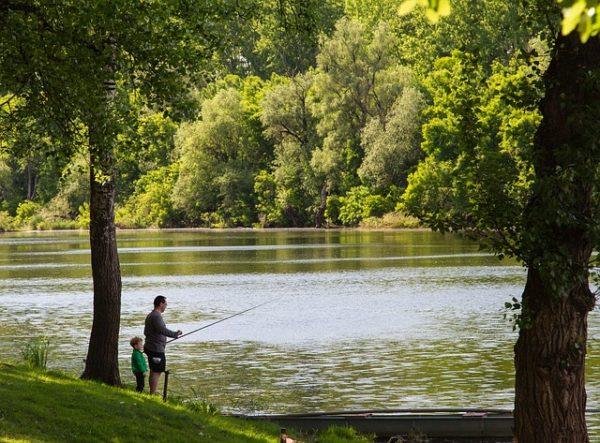 Horgászturisztikai központ épül Tiszaroffon 365 millióból - képünk illusztráció