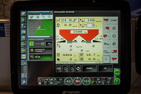 A szenzorok segítségével teljesen megváltozik és hatékonyabbá válik a mezőgazdasági termelés - Fotó: Adam's Photovision