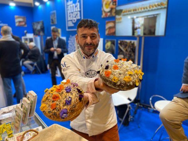 Juan Manuel Moreno, az egyik legdrágább kenyér készítője - Fotó: Saboramalaga/Twitter