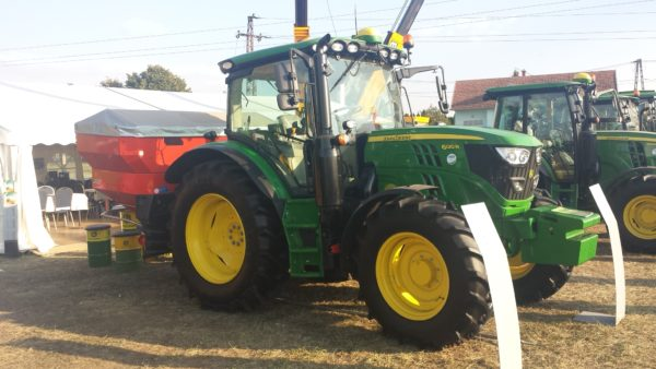 Nőtt a traktoreladás száma szeptemberben: a számok szerint a John Deere márkát viszik a legjobban - Fotó: Magro.hu, CSZS