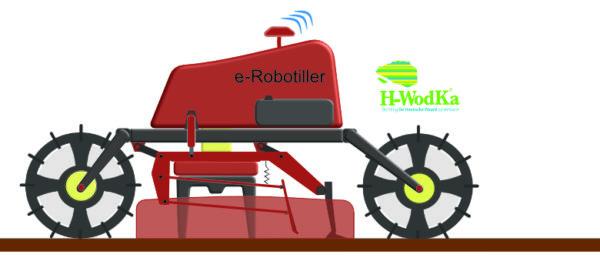A Robotiller terve oldalnézetből – Fotó: HWodKa