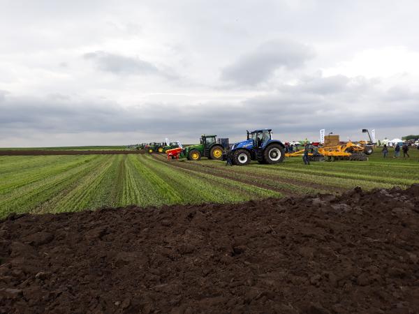 Változatlanul folytatódhat a Közös Agrárpolitika támogatási rendszere 2021-ben és 22-ben - Fotó: Magro.hu, CSZS, Mezőfalva