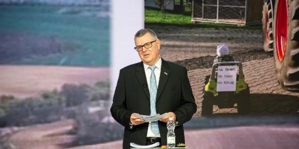 Harsányi Zsolt, a MEGFOSZ elnöke beszélgetett a mezőgazdasági gépek piacának helyzetéről