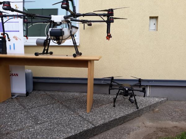 Kiderült, mennyibe kerül a drónok kötelező regisztrációja és vizsgája - Fotó: Magro.hu, CSZS, Gödöllő