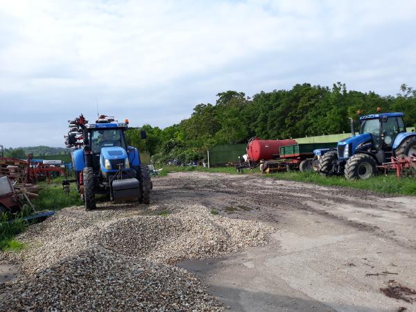 Csak a kishaszongépjárművek és a mezőgazdasági gépek piaca nőtt a magyar lízingpiacon 2020-ban - Fotó: Magro.hu, CSZS, Páty