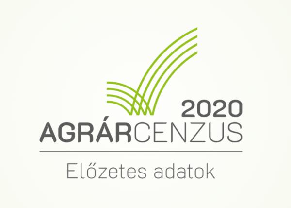 Kiadta a 2020-as Agrárcenzus előzetes adatait a KSH