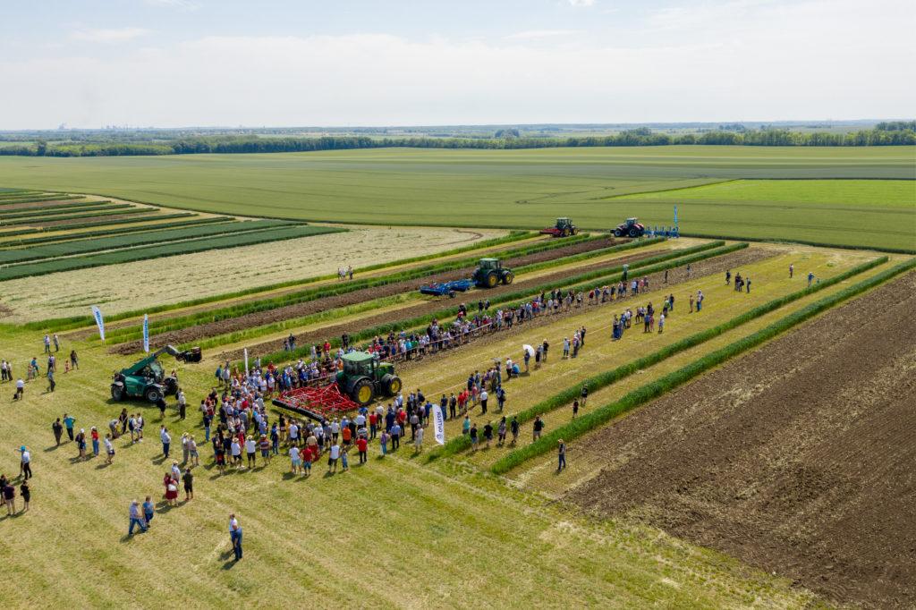 Nagy az érdeklődés a precíziós pályázat iránt a magyarországi gazdák között