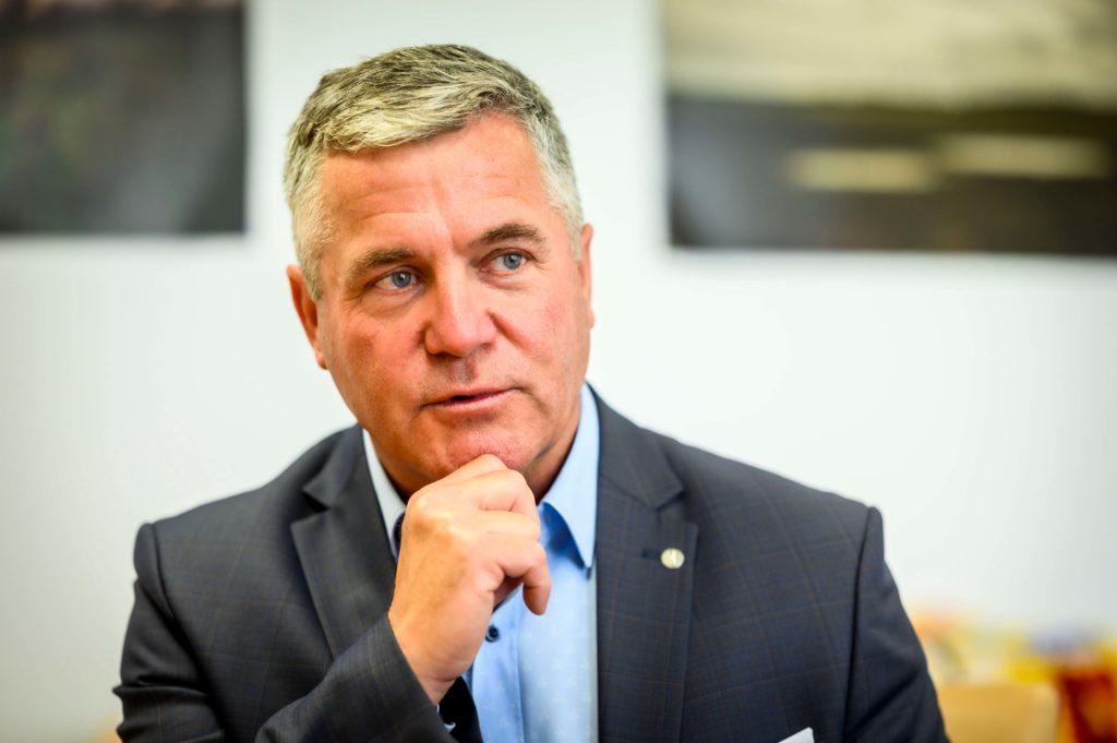 A Balaton élővilágának miniszteri biztosa, Szári Zsolt válaszolt a Magro.hu kérdéseire - Fotó: Pelsőczy Csaba