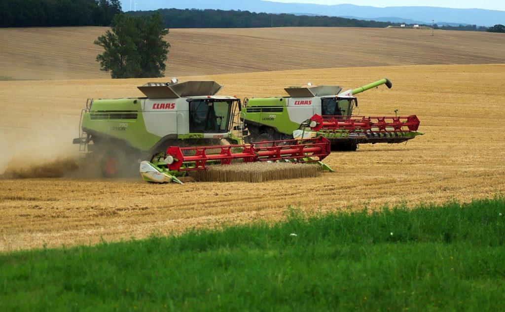 A Zala megyei gazdálkodók a nyári időszakban 45 099 hektáron takarítják be a termést