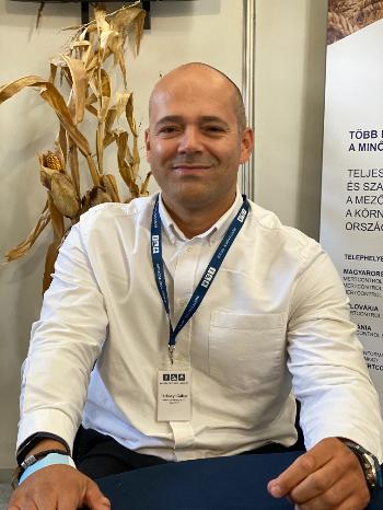 Párkányi Gábor, a Mertcontrol Hungary Kft. ügyvezető igazgatója - Fotó: Magro.hu, BT, Hódmezővásárhely