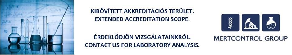 A Mertcontrol Hungary Kft. segít a terményminőség vizsgálatában