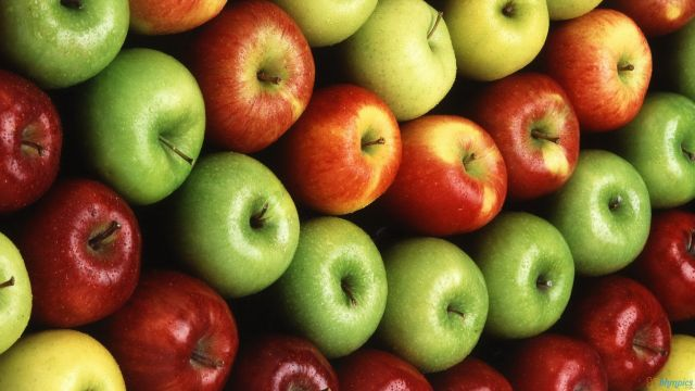 Eladó étkezési alma 600 q fotó