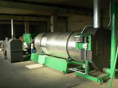 Eladó APB Biomassza dobszárító 1 db fotó