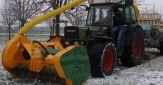 Eladó SERRAT Biomass 100 Gyűjtő ventilátoros szárzúzók