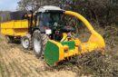 Eladó SERRAT Biomass 150 Gyűjtő ventilátoros szárzúzók