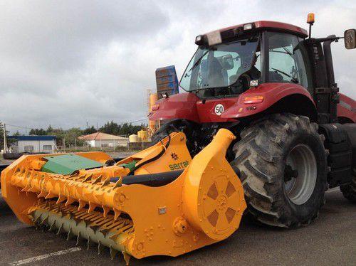 Eladó Serrat Biomass FX T 2500 ventilátoros szárzúzó 1 db fotó