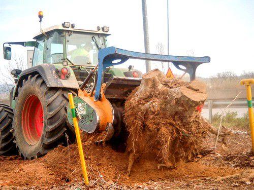 Eladó Serrat FX 8 erdészeti zúzó 1 db fotó