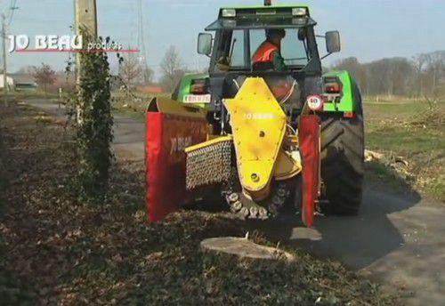 Eladó JO BEAU GE 550 tuskómaró traktorhoz 1 db fotó