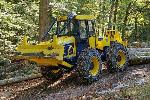Eladó ECO TRAC SKIDDER 120 V vonszoló traktor 1 db fotó